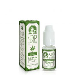 cbd e liquid sativa 200mg xl
