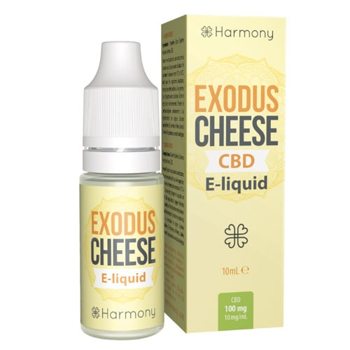 Exodus Cheese CBD Liquid Harmony