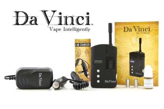 Da Vinci Vaporizer5