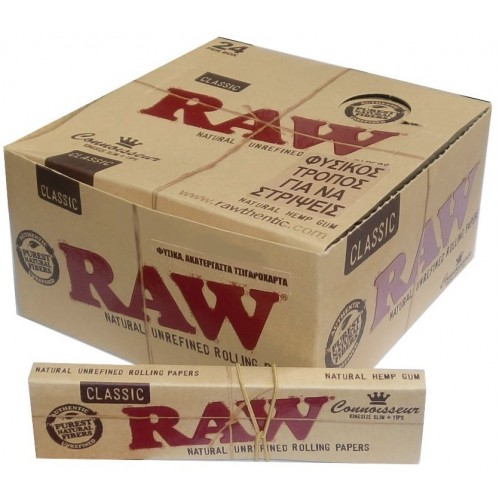 Raw king size CLASIC