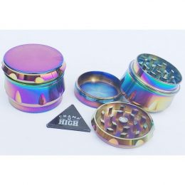 DRUM GRINDER RAINBOW 39 MM CHAMP HIGH2
